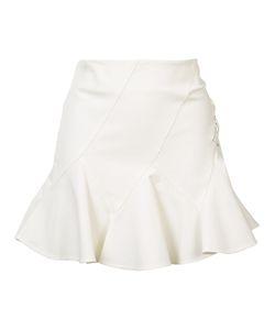 Derek Lam 10 Crosby | Laced Detail Mini Skirt Size 0