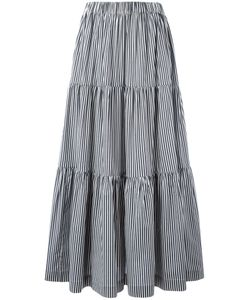 P.A.R.O.S.H. | P.A.R.O.S.H. Long Tiered Skirt