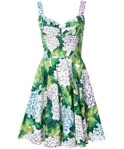 Dolce & Gabbana | Платье С Принтом