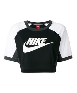 Nike | Cropped Logo T-Shirt