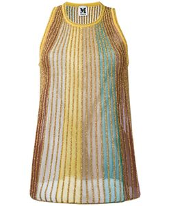 Missoni | M Multi Stripe Knit Vest