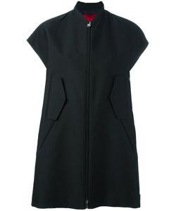 Moncler Gamme Rouge | Sleeveless Oversize Jacket Size 1