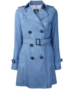 GUILD PRIME | Belted Trench Coat 34 Tencel