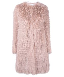 Red Valentino | Midi Fur Coat