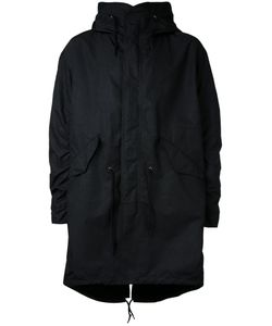 Monkey Time | Hooded Parka Small Polyester/Nylon