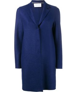 Harris Wharf London | Classic Cocoon Coat 46 Wool