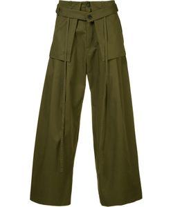 Icosae | Kimono Trousers Medium Cotton