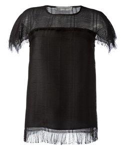 SportMax | Paraggi Blouse 42 Polyester/Triacetate/Silk