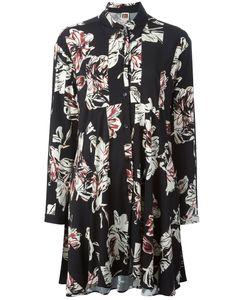 I'm Isola Marras   Print Flared Shirt Size 44