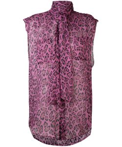Faith Connexion   Рубашка С Леопардовым Принтом
