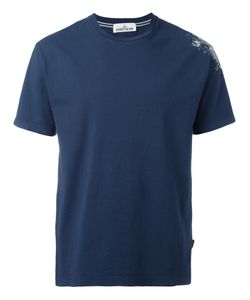 Stone Island | Logo Print T-Shirt Xxl Cotton