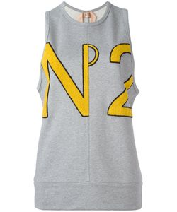 No21 | Textu Logo Top 38 Cotton/Acrylic