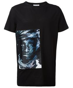 Les Benjamins | Face Print T-Shirt Size Medium