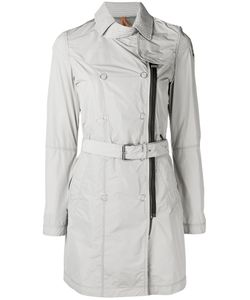 Parajumpers | Zip Detail Trench Coat Size Xs