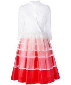 SARA ROKA | Elenat Dress 44 Cotton/Polyamide/Spandex/Elastane