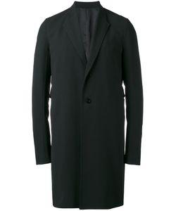 Rick Owens | Pharmacy Coat 52 Viscose/Virgin Wool/Cotton/Cupro