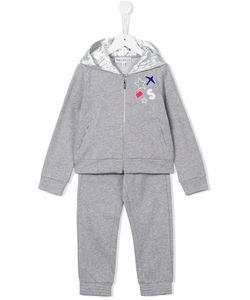 Simonetta | Embroide Tracksuit Set 6 Yrs
