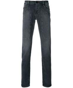 Jeckerson | Stitch Detailed Skinny Jeans Men