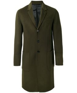 Joseph | Single-Breasted Coat Size 48 Cashmere/Wool/Viscose