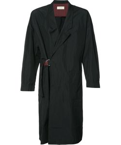 Jieda | Buckled Coat 2 Cotton/Nylon