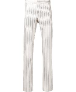 Andrea Pompilio | Striped Skinny Trousers