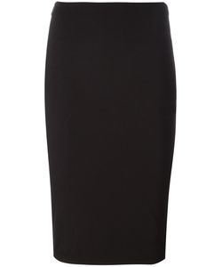 T By Alexander Wang | Pencil Skirt Medium Rayon/Polyester/Spandex/Elastane
