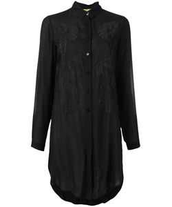 Versace Jeans | Lace Detail Shirt 42 Viscose