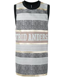 Astrid Andersen | Basketball Style Tank Top
