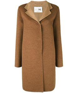 Manzoni 24 | Пальто На Пуговицах Средней Длины