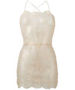 Gilda & Pearl | Monroe Slip Large Silk/Nylon/Rayon/Swarovski Crystal
