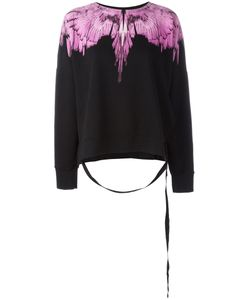 MARCELO BURLON COUNTY OF MILAN | Wing Print Sweater Size Small