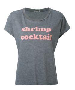 Mother | Shrimp Cocktail T-Shirt Size Xs