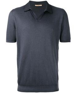 Nuur | Plain Polo Shirt Mens Size 54 Cotton