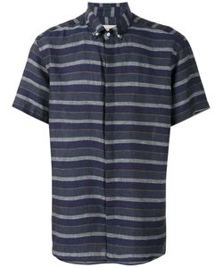 Oliver Spencer | Aston Short Sleeve Shirt Size 16