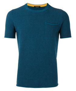 Roberto Collina   Short Sleeve Sweater Size 48