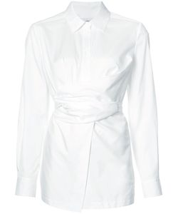 Yigal Azrouel | Belted Shirt 10 Cotton