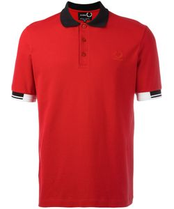 Raf Simons X Fred Perry | Tipped Cuff Polo Shirt