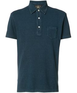 RRL | Chest Pocket Polo Shirt Small Cotton