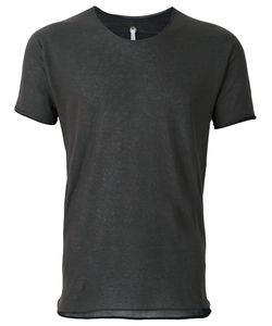 Label Under Construction | Zip Seam T-Shirt