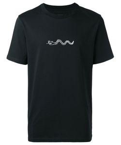 OAMC | Snake Print T-Shirt Xs