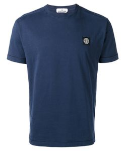 Stone Island | Logo Patch T-Shirt Xxl Cotton