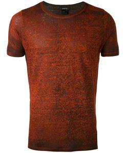 Avant Toi   Side Slit T-Shirt Size Medium