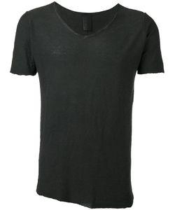 10Sei0Otto | V-Neck T-Shirt Size Medium
