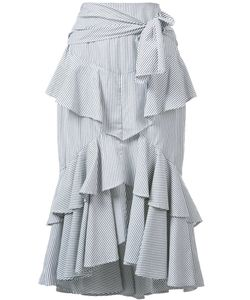 Rebecca Vallance | The Parker Frill Skirt Size 10