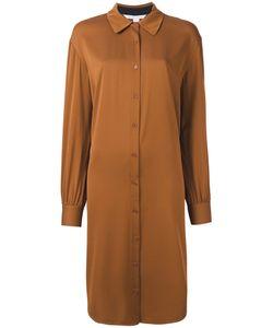Diane Von Furstenberg | Tressa Shirt Dress Medium Silk/Spandex/Elastane
