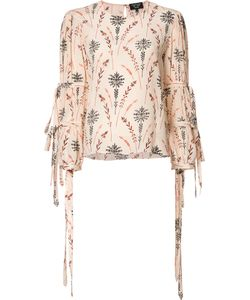 Creatures of the Wind | Print Blouse 8