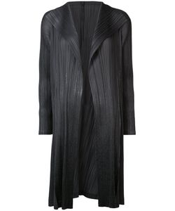 PLEATS PLEASE BY ISSEY MIYAKE | Pleated Coat Size 3