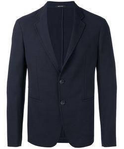 Giorgio Armani | Textured Blazer Size 54
