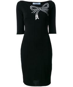 Blumarine | Sequin Bow Dress Size 44