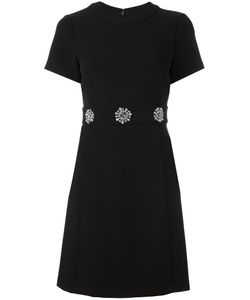 Michael Michael Kors | Embellishments Dress 8 Polyester/Spandex/Elastane/Acrylic